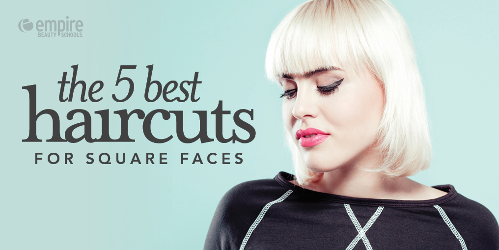 The Best Haircuts For Square Faces