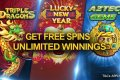 free spins empire777