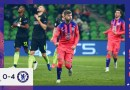 UCL: Chelsea, PSG take home three deserved points each