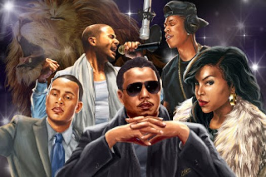 Empire Fox Art
