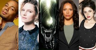New Alien Movie Alien Covenant Jussie Smollett