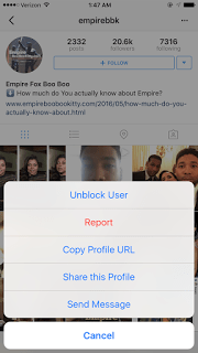 How To Unhide Someone On Instagram
