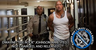 Dwayne The Rock Johnson Arrested