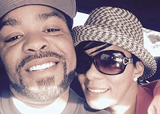 Farrah Gray Method Man's Wife Tameka Smith Picture