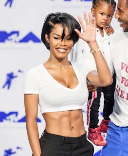 Teyana Taylor Workout Plan And Diet