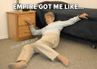 Empire Got Me Like Memes Lady Collapse Booty Got Me Like