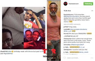 Is Mr Steal Your Grandma Gay? Irvin Randle Instagram
