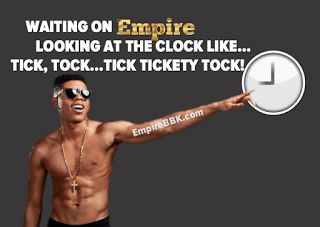 Waiting On Empire Like Tick Tock Meme
