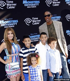 How Many Kids Does Scottie Pippen Have?