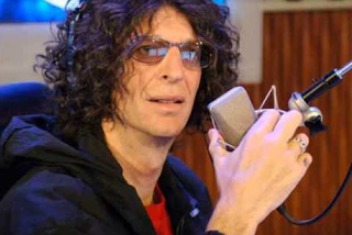 Howard Stern On Walking Dead