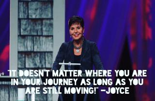 Is Joyce Meyer Dead?