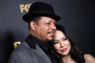 Terrence Howard Wife