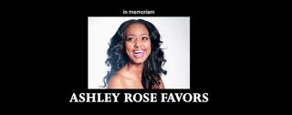 Ashley Rose Favors Death Atlanta Car Accident