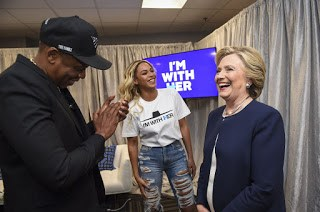 Beyonce I'm With Her Shirt