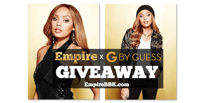 Empire Fox G by Guess Giveaway
