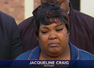 Jacqueline Craig Brea Hymond Video Fort Worth Police