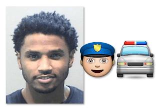 Trey Songz In Jail Arrested In Detroit 2016 Mugshot