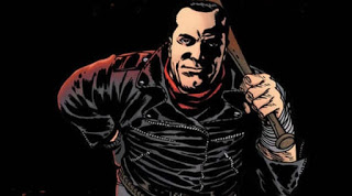 Why Does Negan Have A Bandage On His Arm?