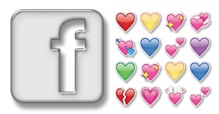 Why Are People Putting Hearts On Facebook?