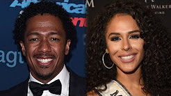 Nick cannon dating now
