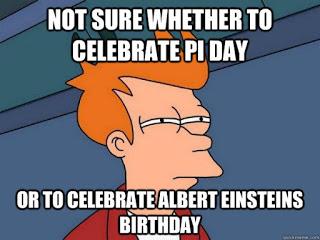 Happy Pi Day Meme