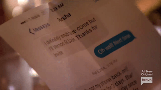 Kandi Porsha Text Messages