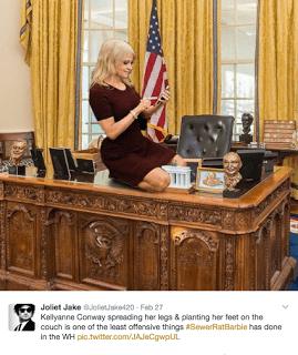Kellyanne Conway Couch Meme