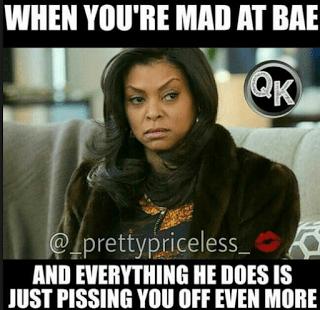 Cookie Lyon Memes Mad At Bae