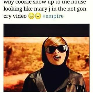 Cookie Lyon Memes Mary J. Blige