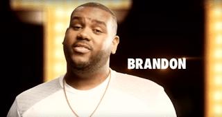 Brandon Barnes Growing Up Hip Hop ATL Cast