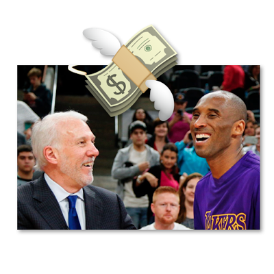 Gregg Popovich Salary Net Worth Tip $5000