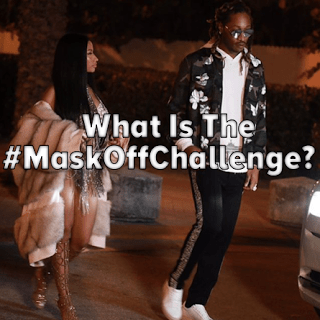 What Is The Mask Off Challenge? Future