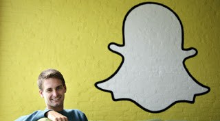 Snapchat CEO Comments On India Evan Spiegel