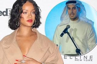 Rihanna New Boyfriend 2017