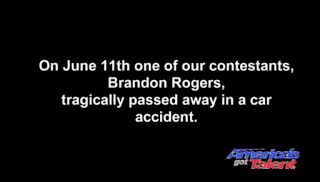 Brandon Rogers June 11, 2017 Death Obituary