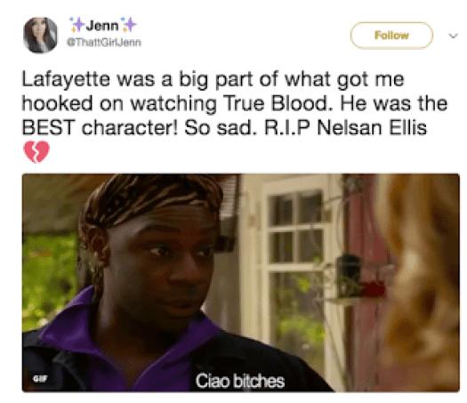 Lafayette True Blood Memes