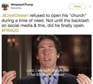 Joel Osteen Memes Hurricane Harvey