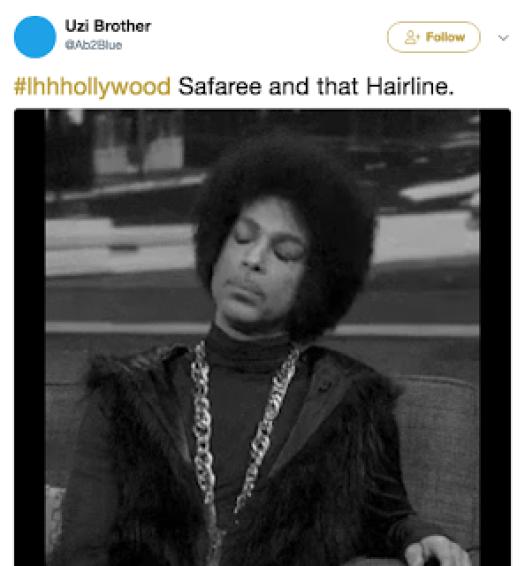 Safaree Samuels Hairline Memes