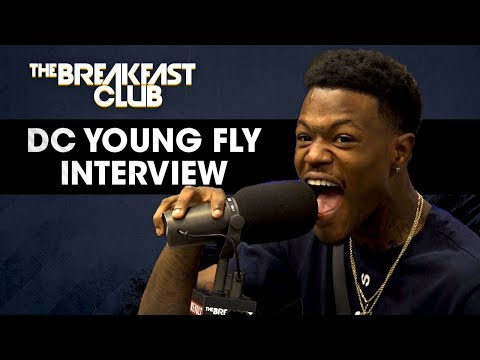 Which wild n out girl is dc young fly dating