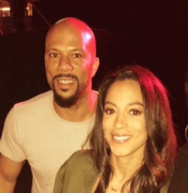 Angela Rye Common Dating?