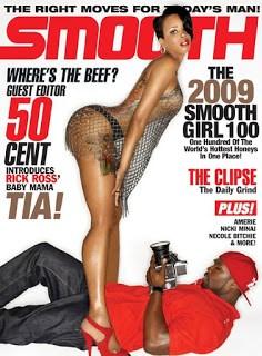 Rick Ross Baby Mama Tia Kemp 50 Cent