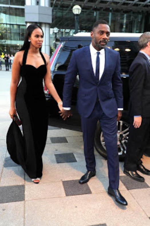 Sabrina Dhowre Instagram Idris Elba Girlfriend