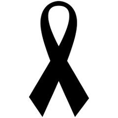 What Does The Black Ribbon Mean On Google?