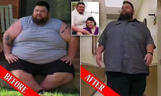 Gideon Yeakley My 600 lb Life