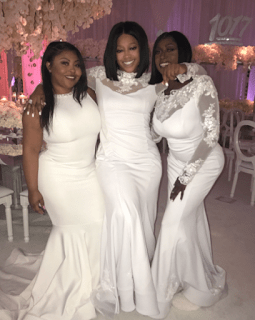 Keyshia Ka'Oir Bridesmaids