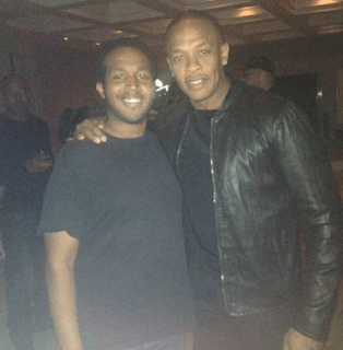 Marcel Young Dr. Dre