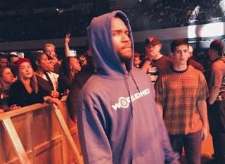 Worldnet Hoodie Frank Ocean