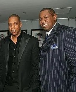 Jay-Z Brother Eric