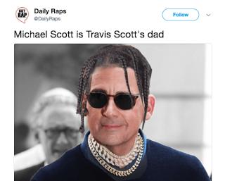 Michael Scott Travis Dad