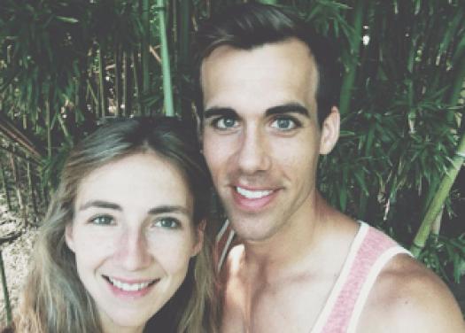 Nicole Marie Faires Andrews Husband Dustin